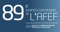 89èmes Journées Scientifiques de l'AFEF